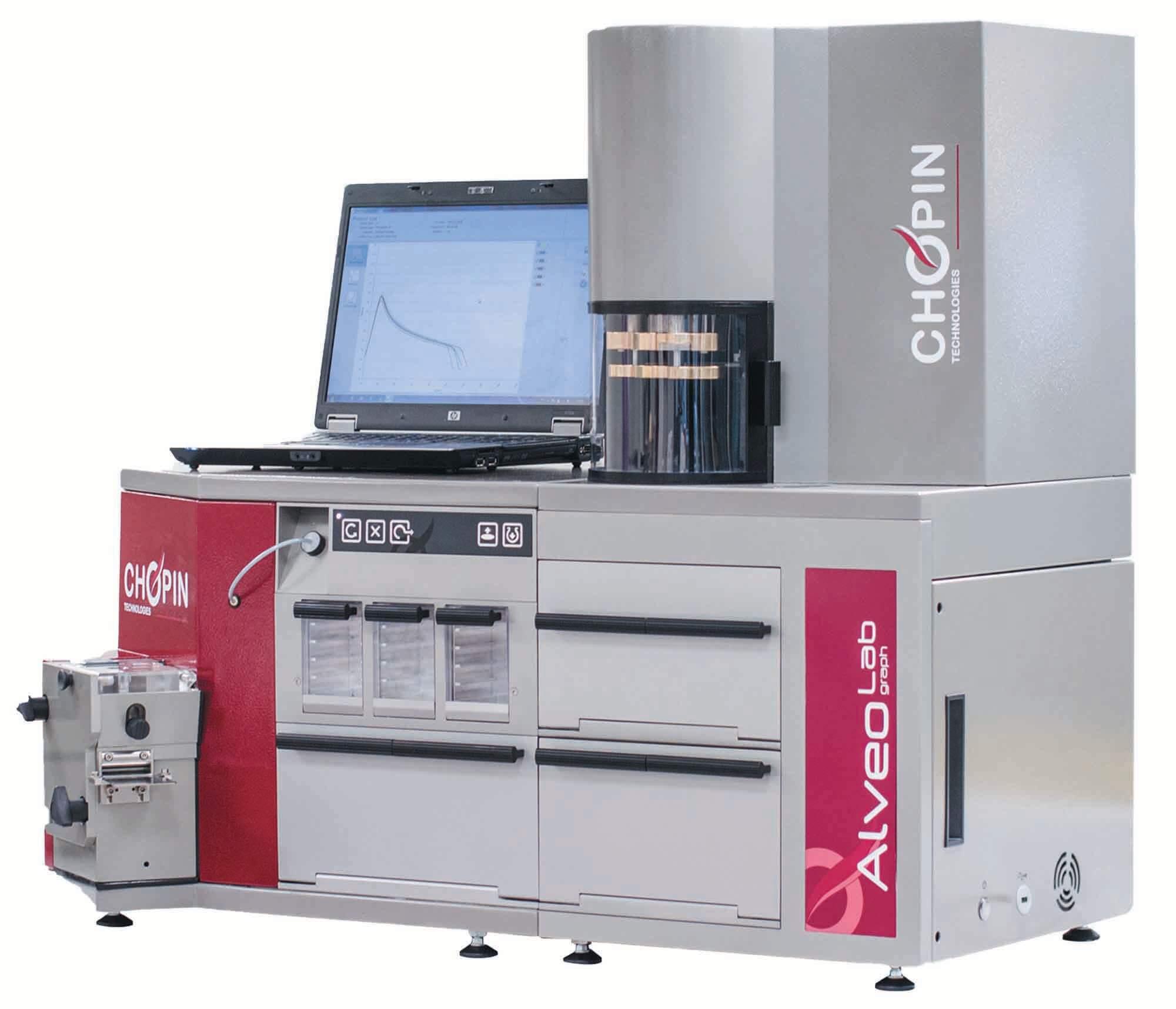 Alveograph Test Series