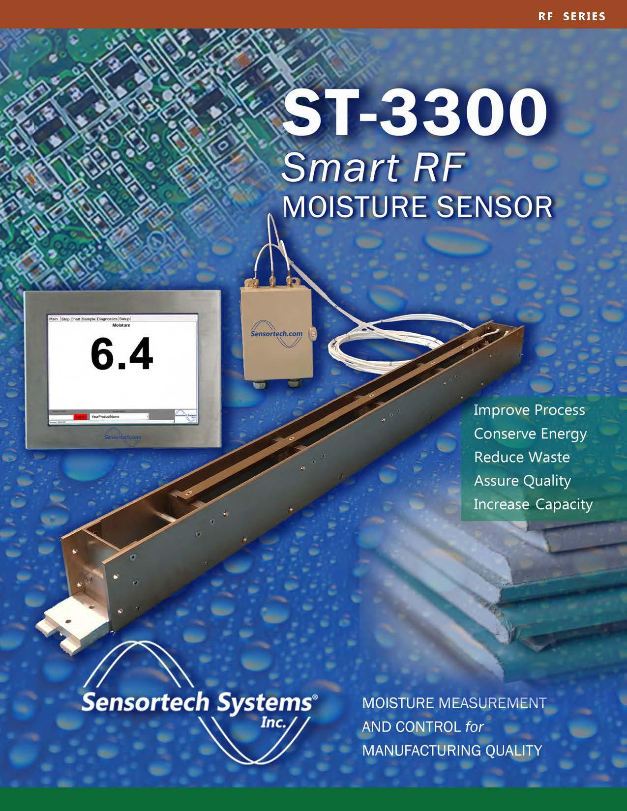 ST-3300 Smart RF Sensor Brochure