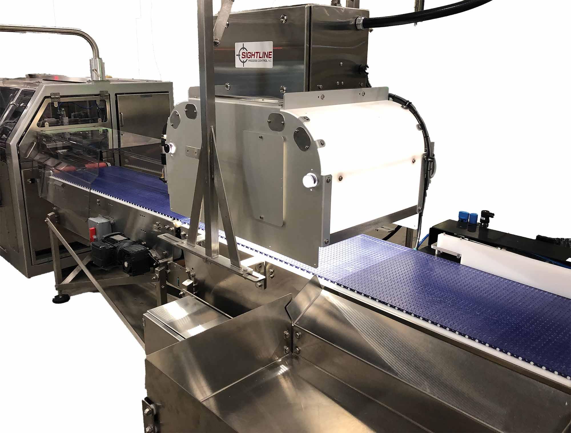 Over-Line Vision Inspection System
