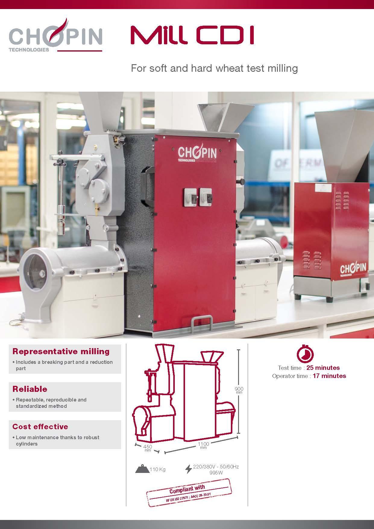 CD1 Mill