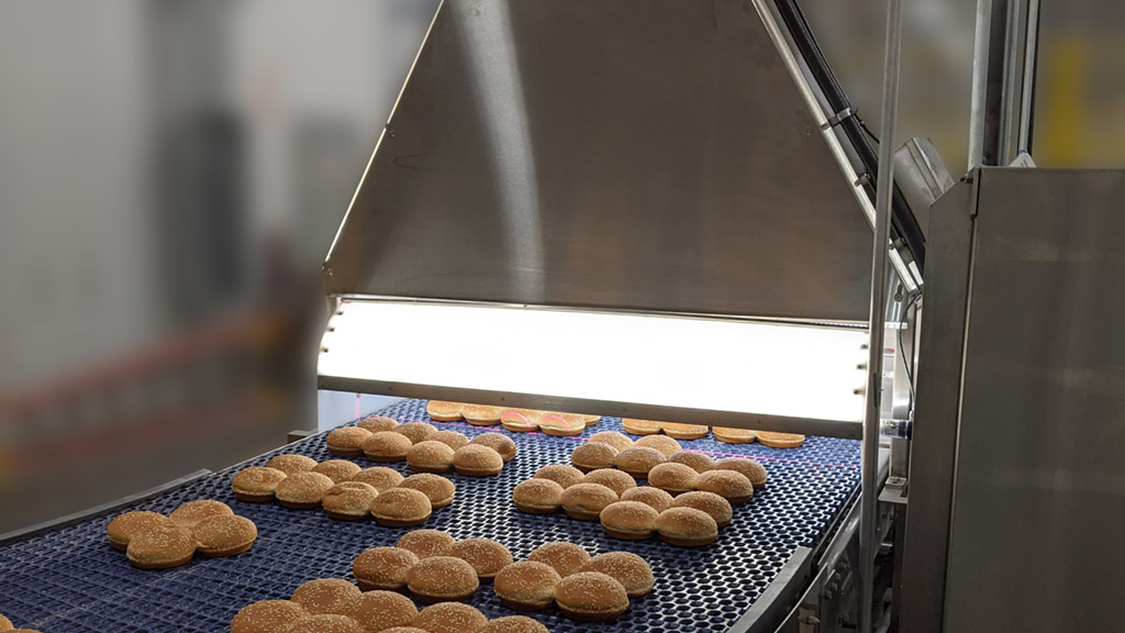 Vision Inspection for Quality Control in Food Manufacturing