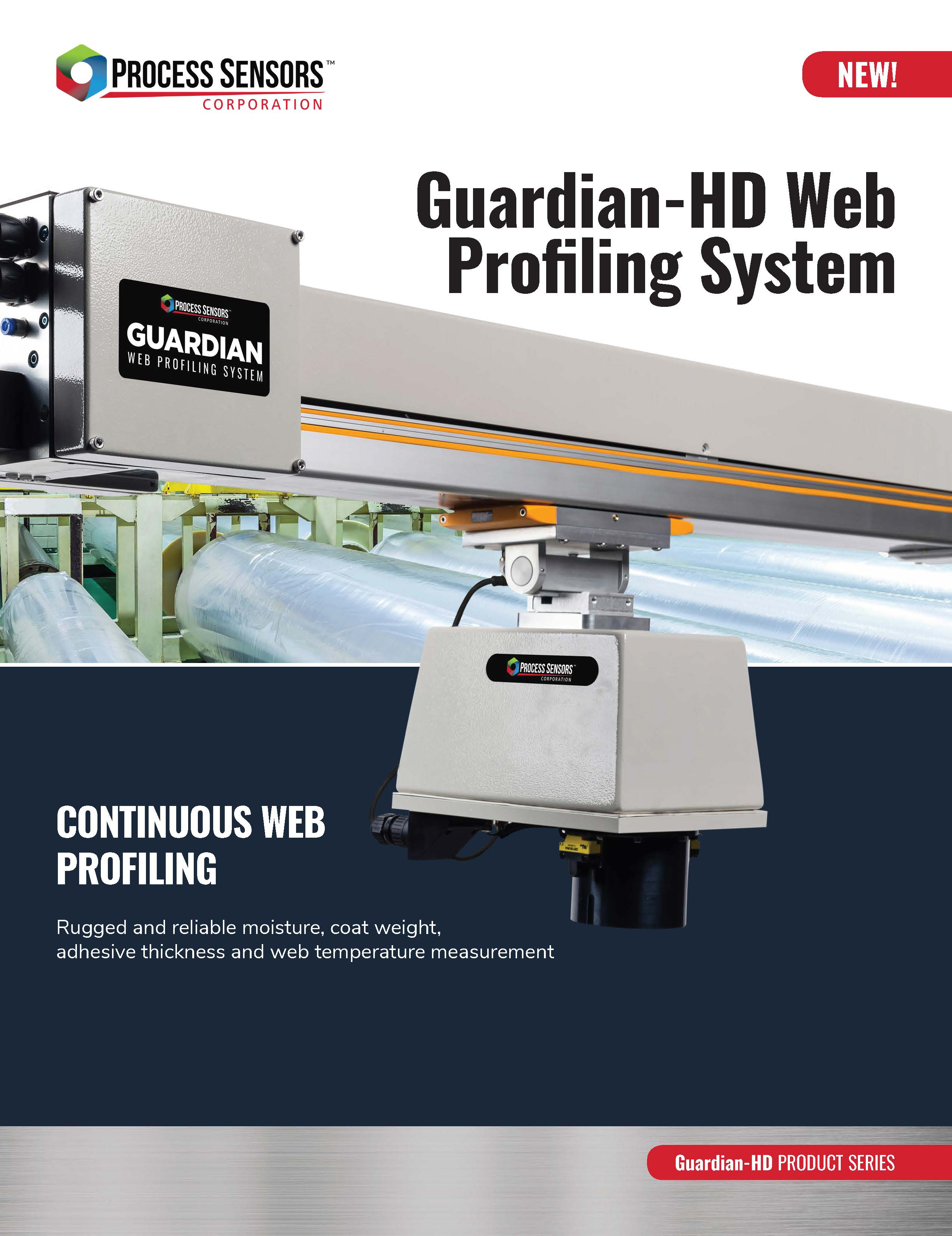 Guardian-HD Web Profiling System