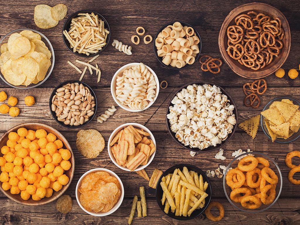 How NIR is Used in the Snack Food Industry
