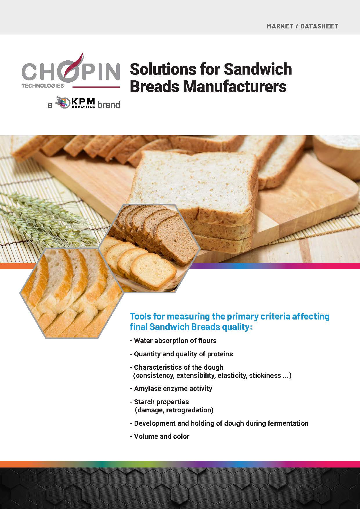 Solutions for Sandwich Bread Manufacturers