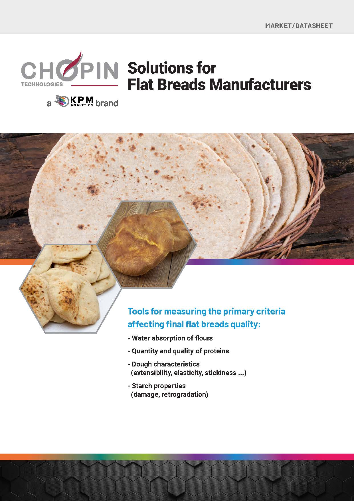 Solutions for Flat Breads Manufacturers