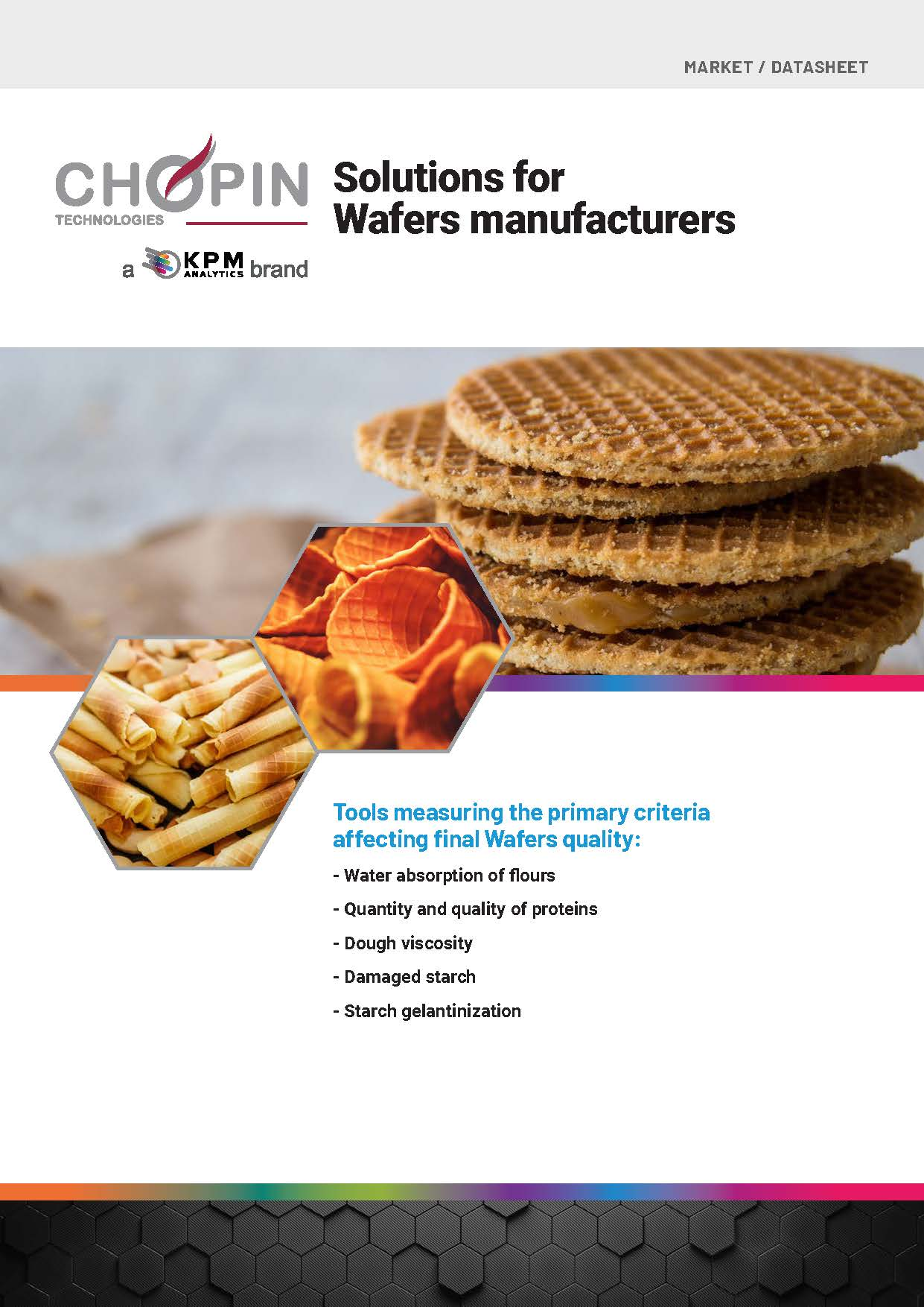 Solutions for Wafers Manufacturers