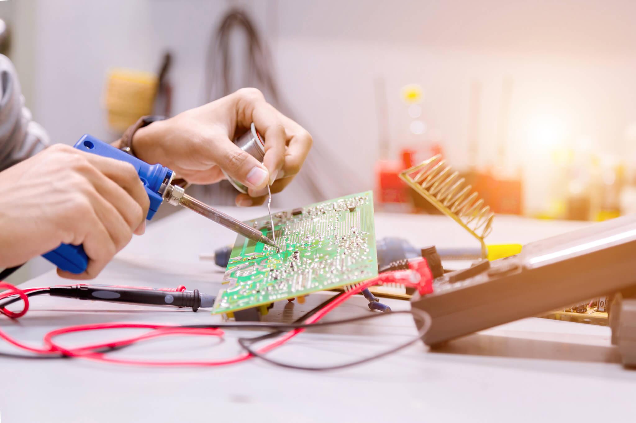 Senior Electro-Mechanical Assembler