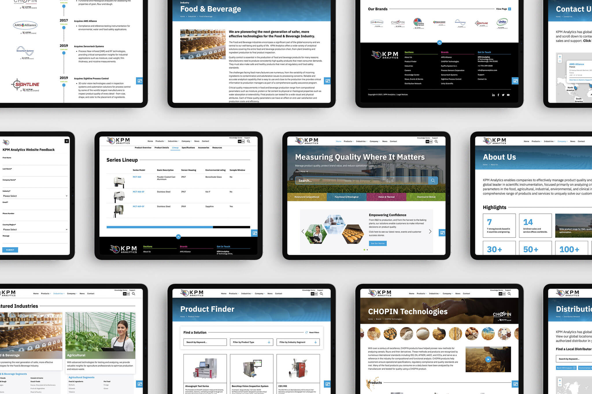 New KPM Analytics Website Delivers Powerful Industry Resource