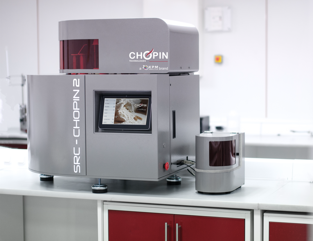 Measure Solvent Retention Capacity with the SRC-CHOPIN 2