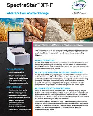 SpectraStar XT-F Wheat and Flour Analyzer