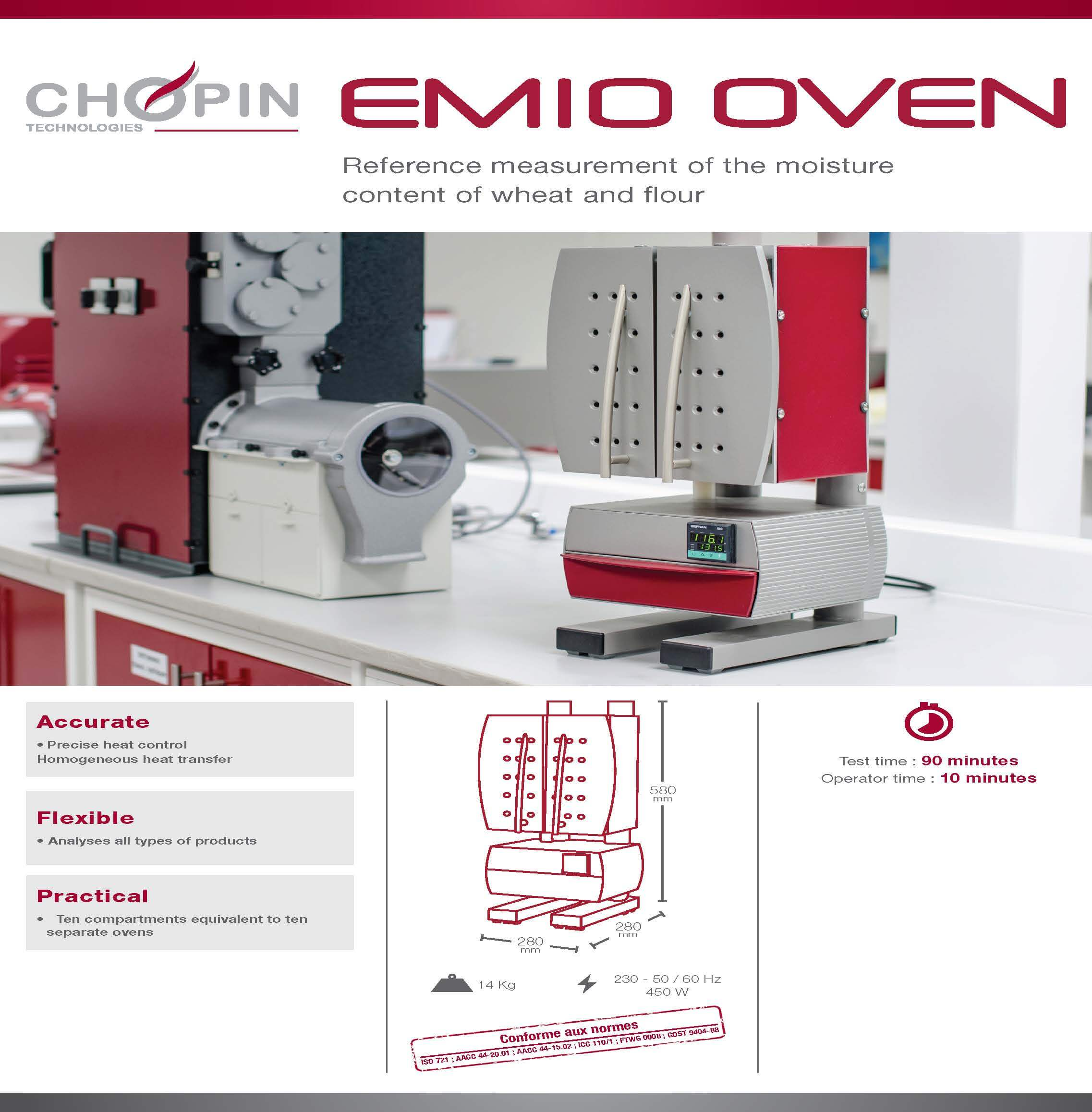 EM10 Oven