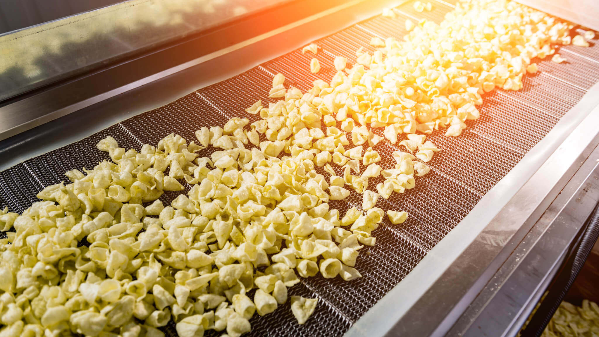 Considerations when Using NIR in a Snack Food Production Environment