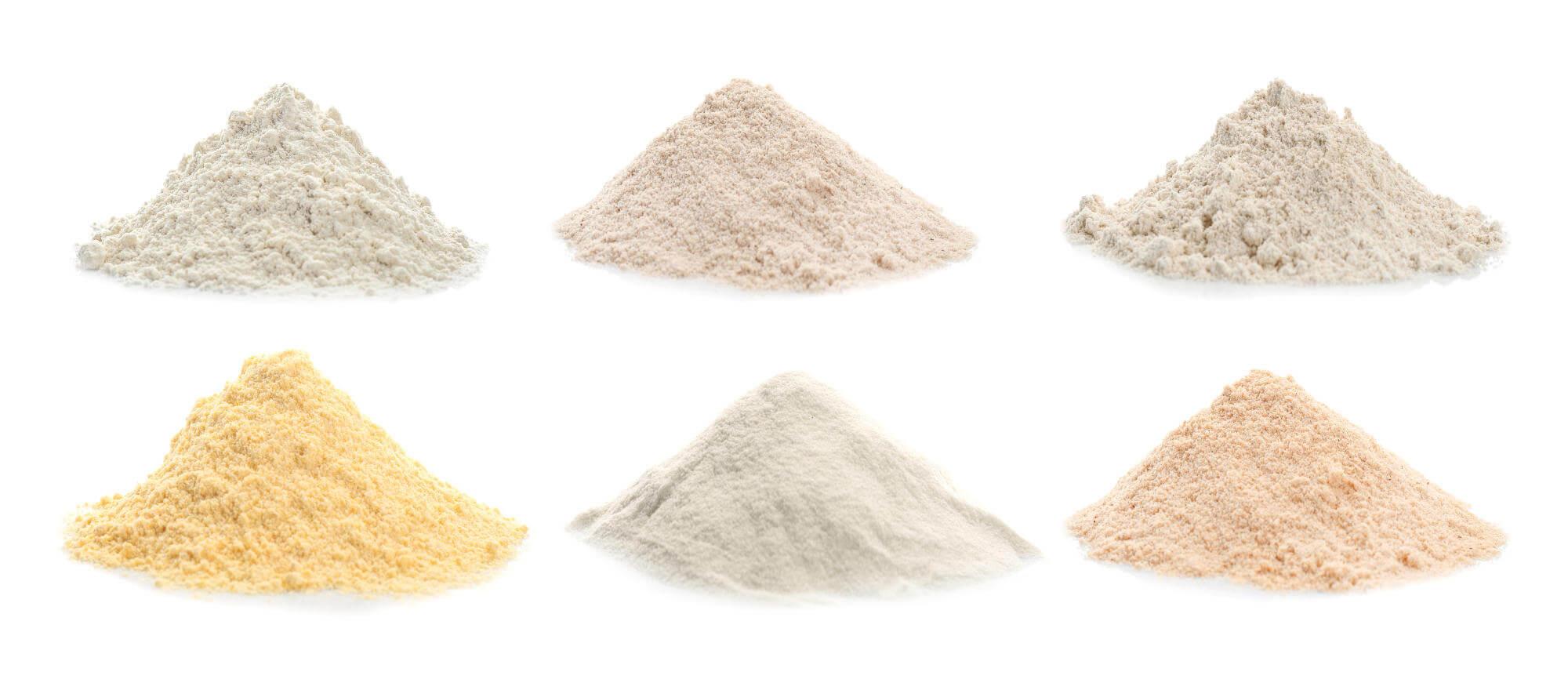 Flour Measurements