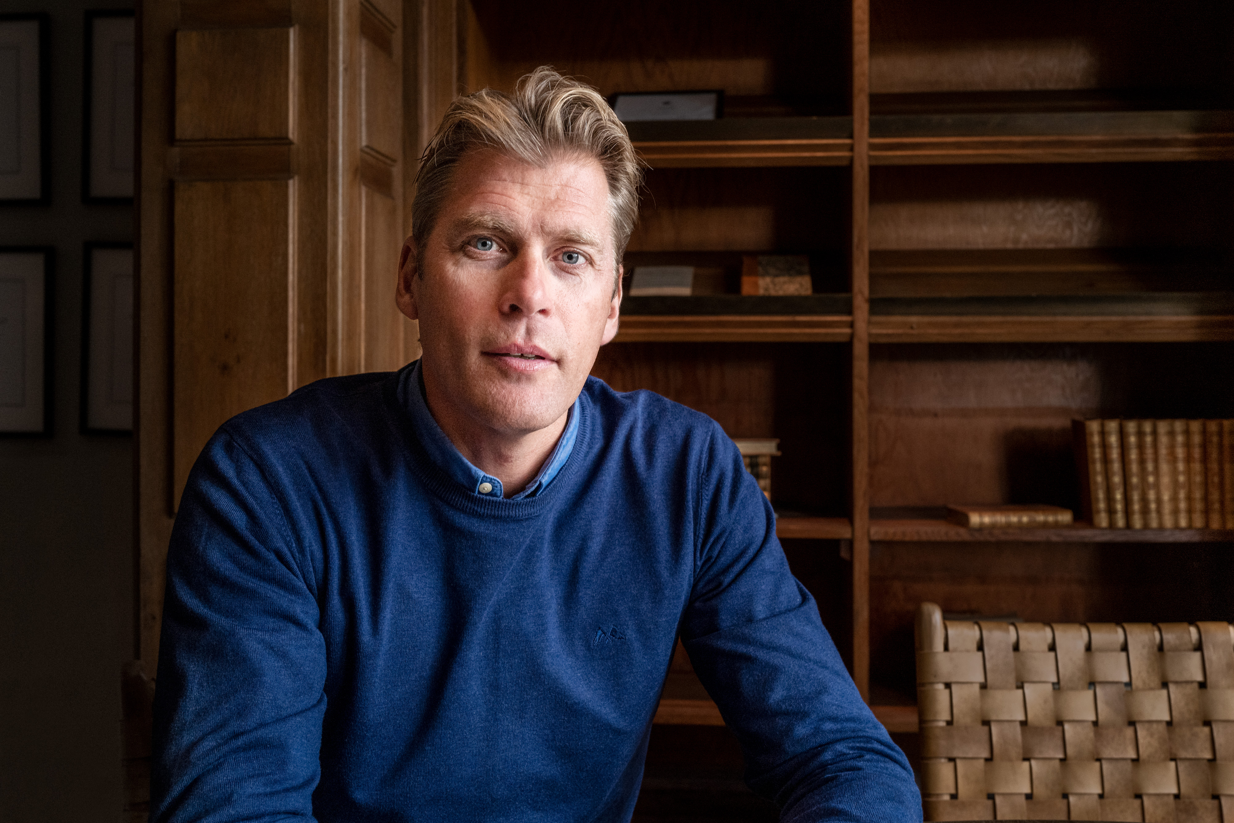 Leif Eliasson VD