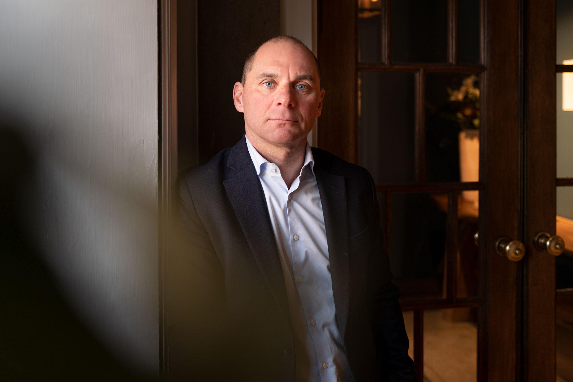 Henrik Styrelseordförande – Zensum är ett bolag med en stark värdegrund.