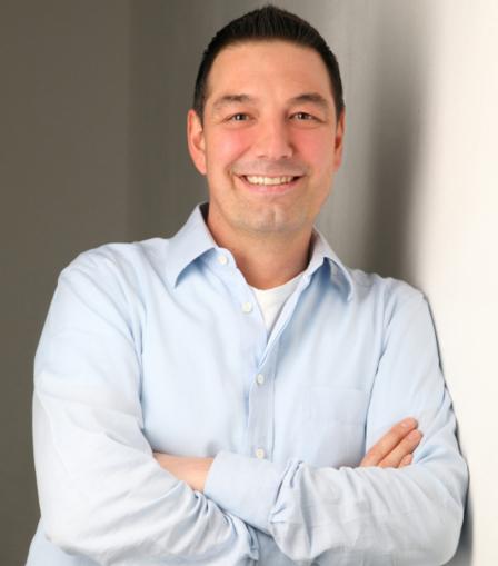 Portrait von Geschäftsführer Torsten Gehrken