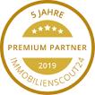 Logografik Immobilienscout24 Premium Partner