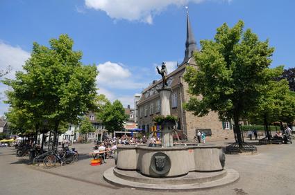 Innenstadt von Ratingen