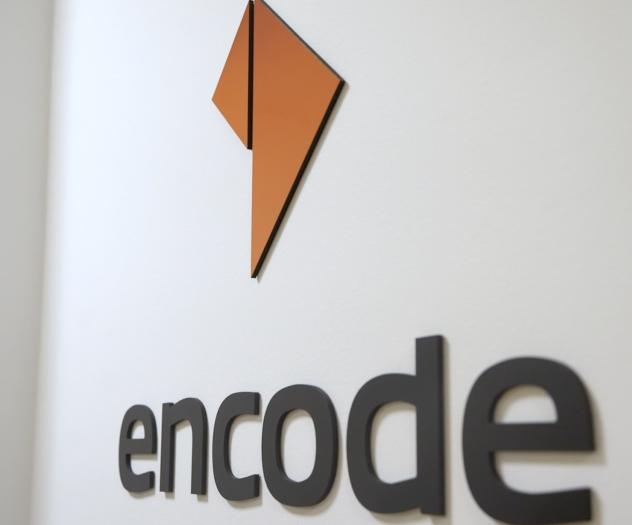 The Encode logo