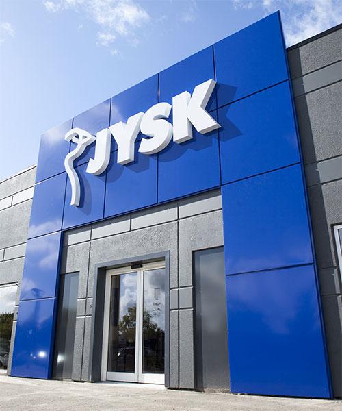 JYSK - Encode customer case