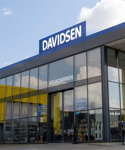 Davidsen - Encode customer case
