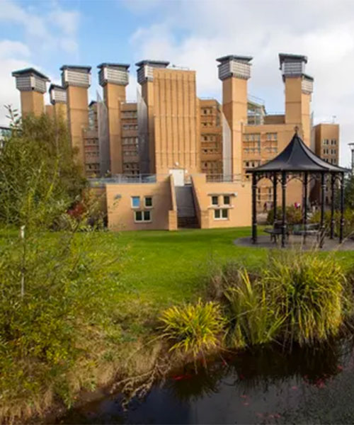 Coventry University - Encode customer case