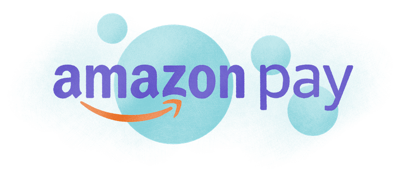amazon pay abstract design