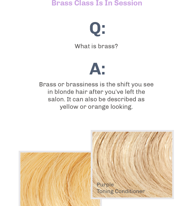 Overtone, an ecommerce-based hair dye company, uses email to hold Brass Class