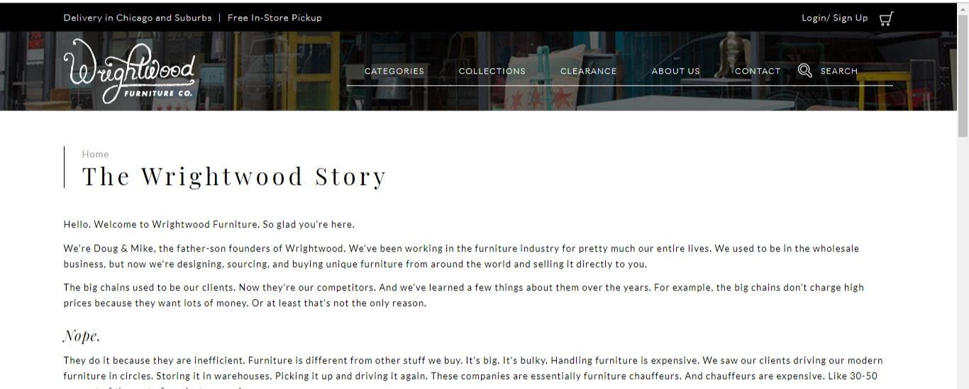 Wrightwood homepage