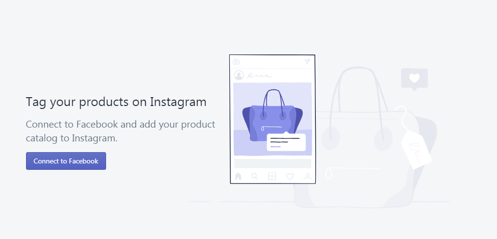 Tag your products on Instagram