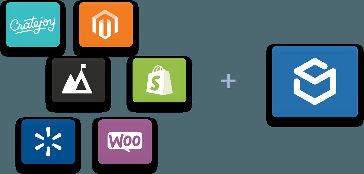 Order fulfillment services integration