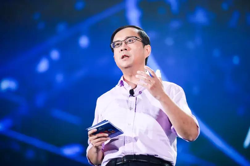 Alibaba chairman Daniel Zhang