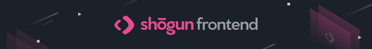 shogun frontend logo