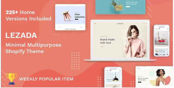 lezada mobile shopify theme
