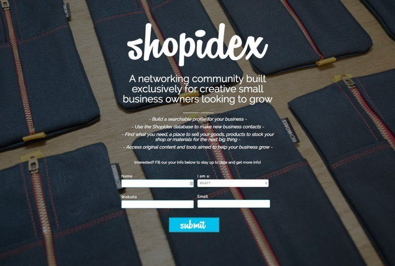 Shopidex-coming-soon-page