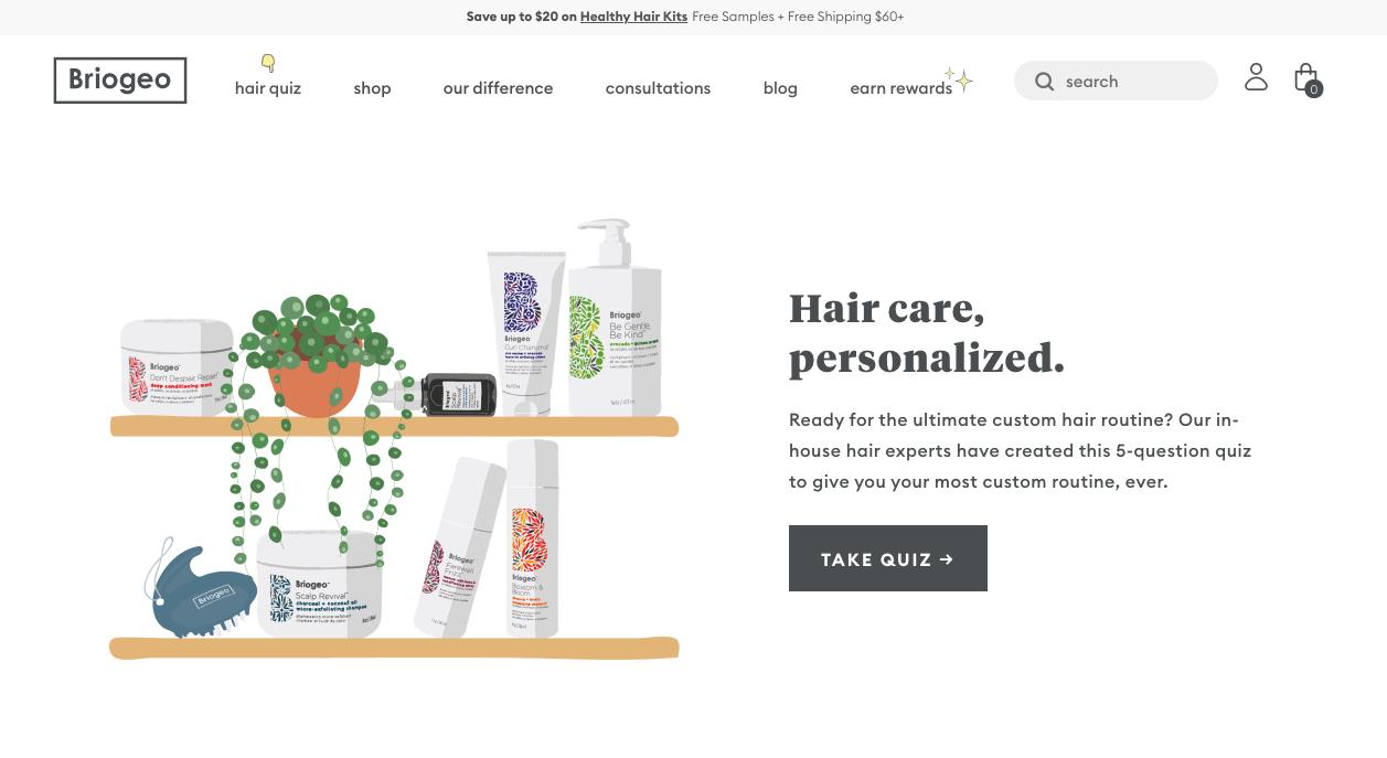 Briogeo-hair-care-quiz