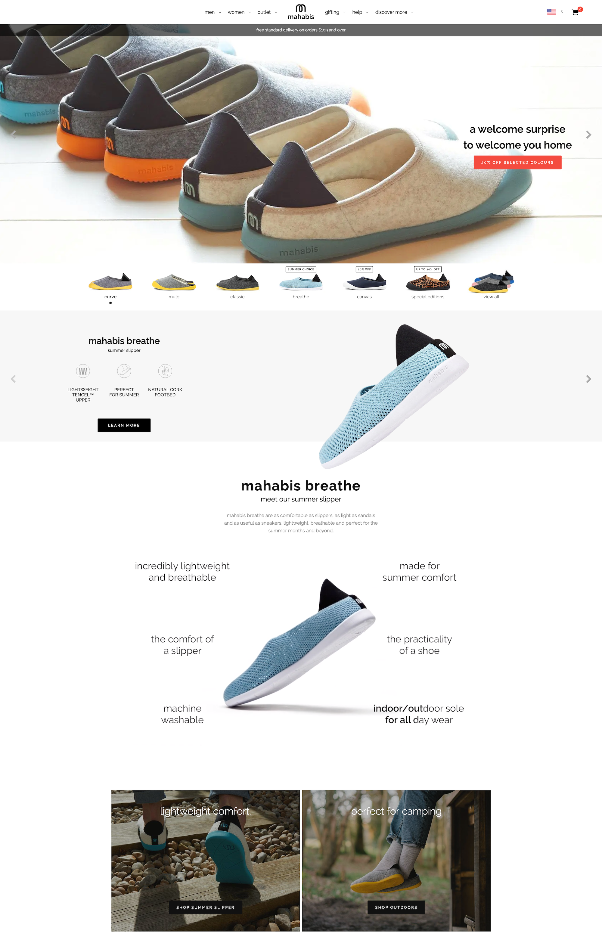mahabis homepage top half slippers featured products