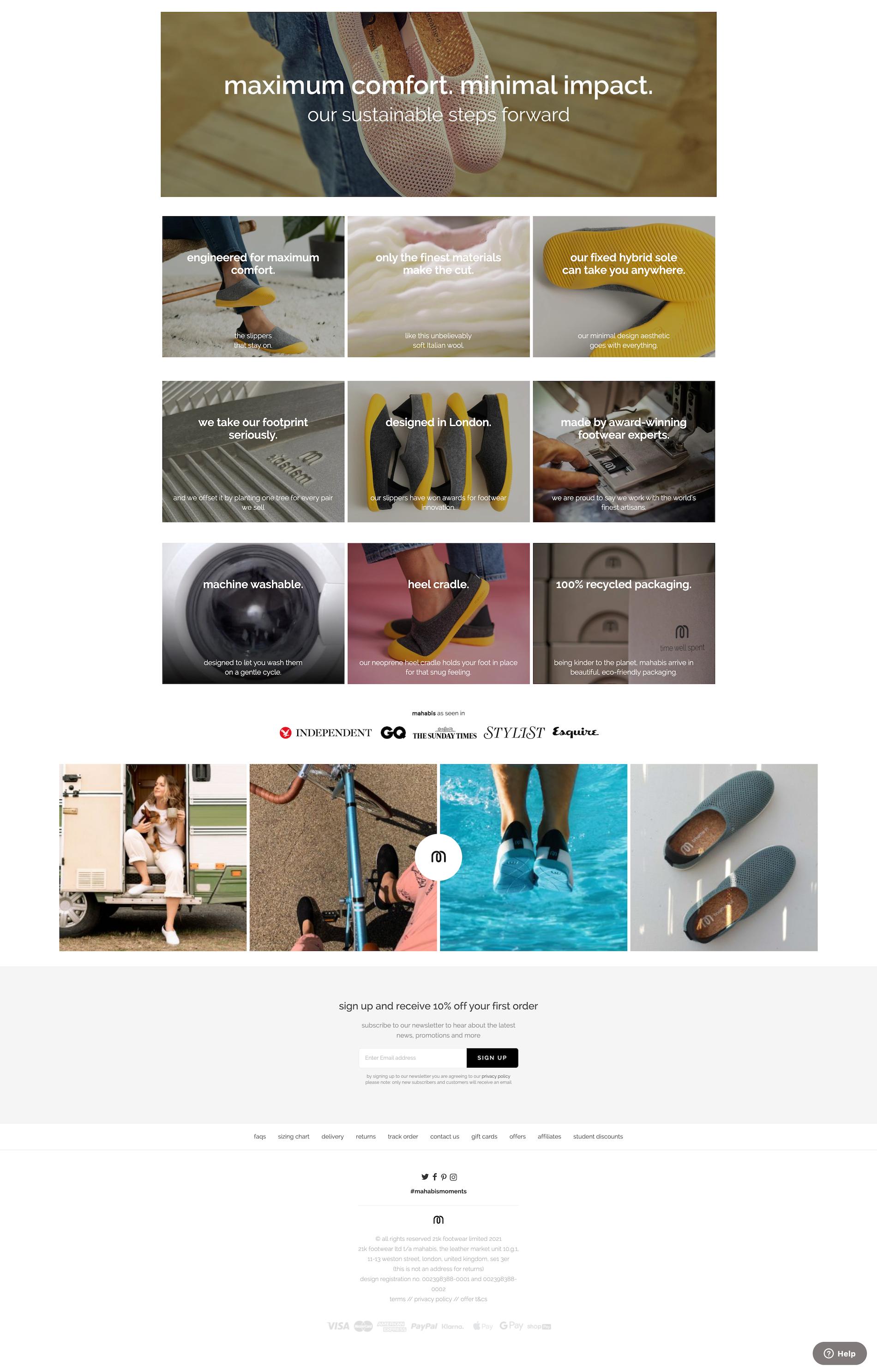 mahabis homepage bottom half cta images