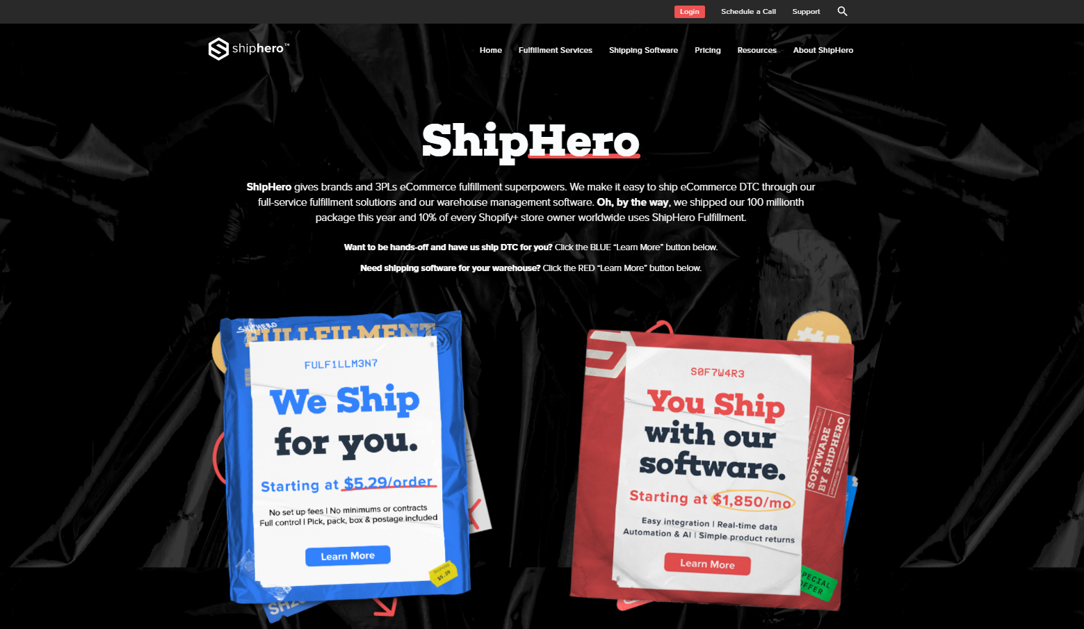 inventory management app shopify shiphero
