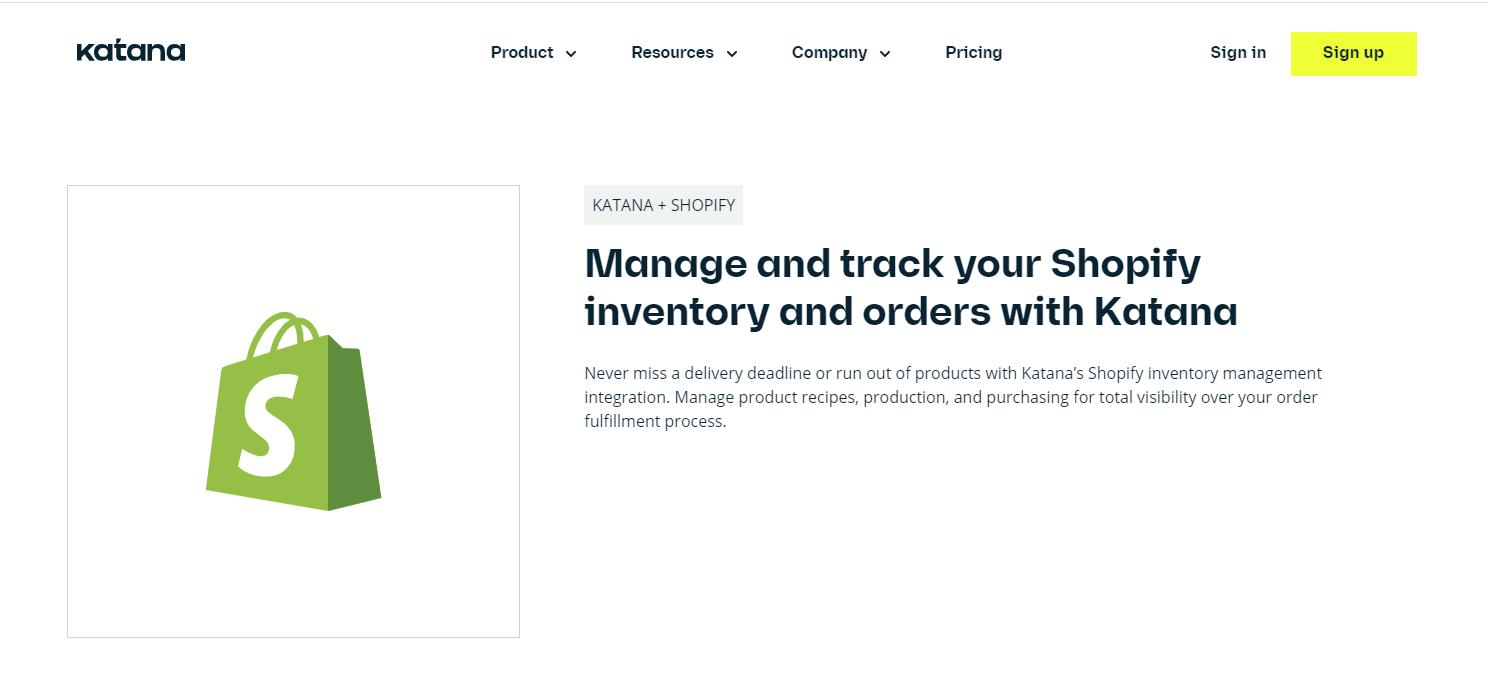 inventory management app shopify katana