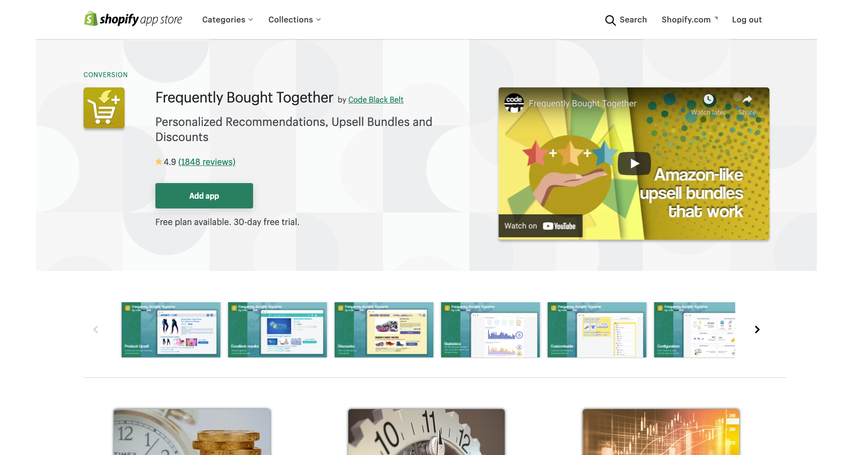 frequently bought together best shopify apps