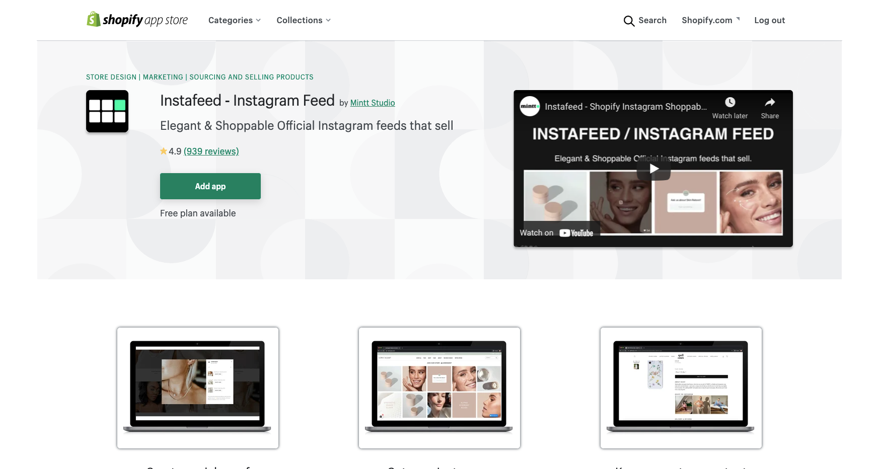 instafeed best shopify apps