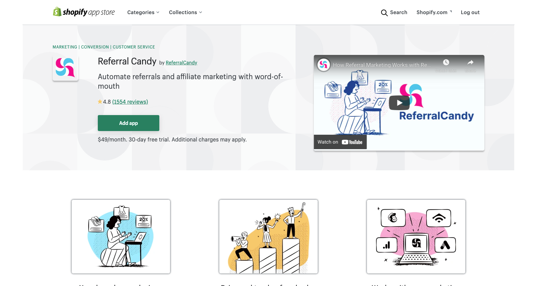 referral candy best shopify apps