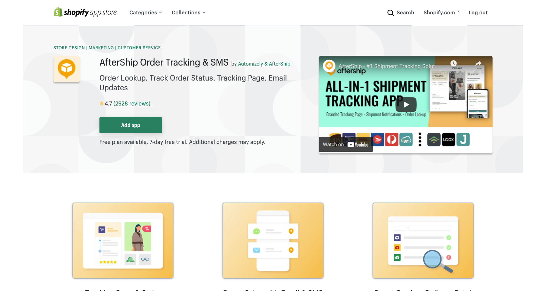 aftership best shopify apps