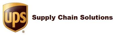 ups supply chain best fulfillment companies