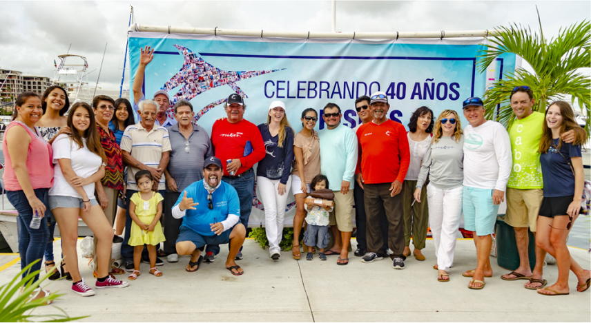 40th Anniversary Pisces Group Cabo
