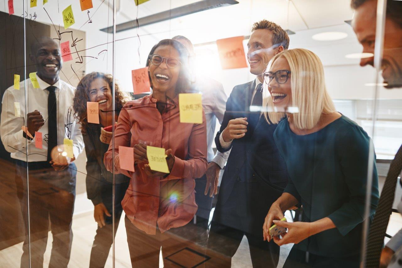 Building World-Class Employee Engagement