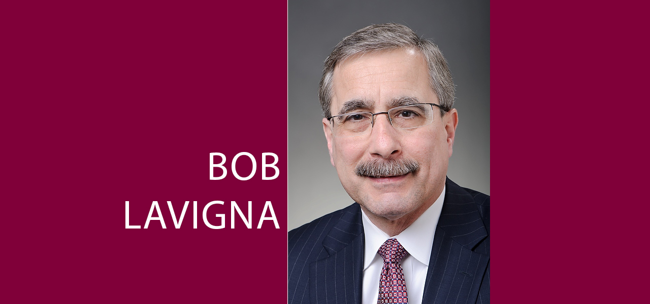 And Now Another Word With ... Bob Lavigna