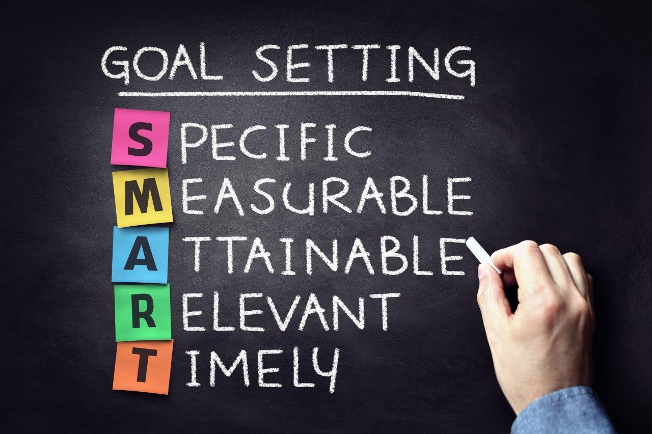 Goal Setting for Lasting Change