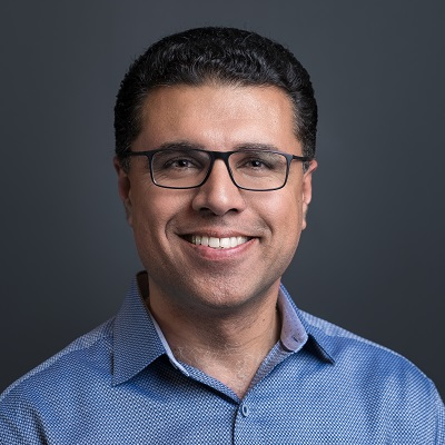 HASSAN WAHLA, Chief Customer Officer